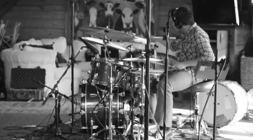 Derek Webb - The Spirit VS The Kick Drum (Live)