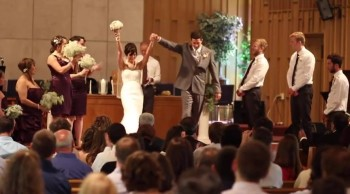 Wedding Party Does The FUNNIEST Thing After I Do