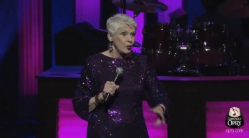 Christian Comedian Jeanne Robertson at the Grand Ol Opry!