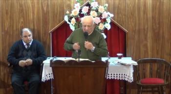 Somos templo del Dios vivo. Pastor Walter Garcia. 2-06-2013