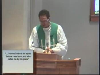 Pastor Jon Dunber: Paul Repurposed