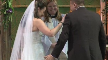 Newly Wed Couple Celebrates I DO in the Most FANTASTIC Way!