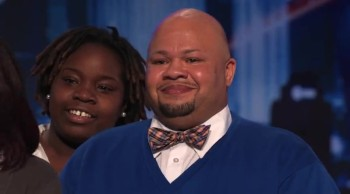A Soulful Gospel Choir Makes Believers Out of the Judges!