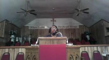 Rev Gloria Coleman