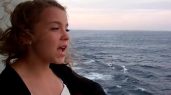 Little Girl Sings What a Wonderful World - You Will Get Chills!