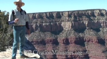 Grand Canyon: Current Marks in Sandstone