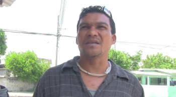 Former Gang Member from Honduras