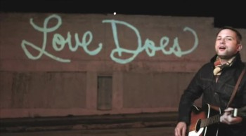 Brandon Heath - Love Does (Official Music Video)