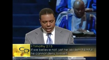Creflo Dollar - The Reality of Deliverance 1