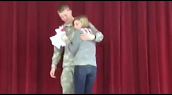 Teen Gets the Greatest Surprise During School Raffle