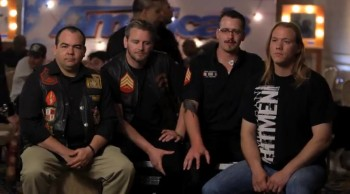Marines Come Back from War to Perform Music - Judges Response Brings Them to Tears