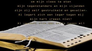 Psalm 27-Mission Grace