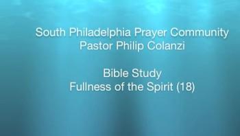 SPPC Bible Study - Fullness of the Spirit (18)