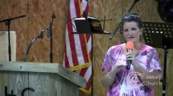 2013-07-04 Sister Kristi Rhodes' Message