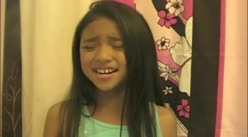 10 Year-Old Sings Eye On the Sparrow - Absolutely Stunning!
