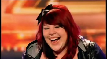 Girl Picked on For Being Overweight Sings Through the Pain - And She's Fantastic!