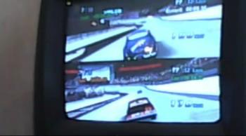 partyninja vs. mr. X ep. 2 Cars race part 2