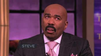 Steve Harvey Gives Tear Felt Tribute to His Mother