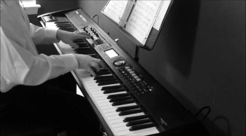 Therefore the Redeemed - Piano (and more) Cover