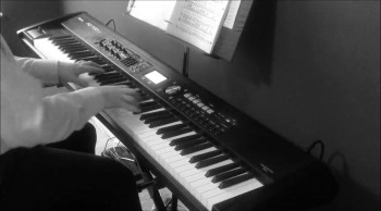 A Shelter in the Time of Storm - Piano Cover
