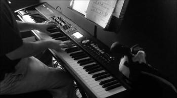 Glory To His Name (3 Ways) - Piano Cover