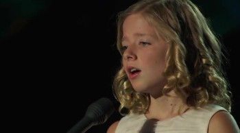 The Lords Prayer : Jackie Evancho