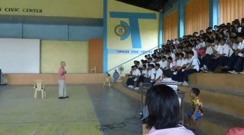 Bro. Daniel Preaching at TSCHI (Part 1)