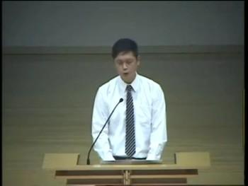 Kei To Mongkok Church Sunday Service 2013.07.07 Part 3/3