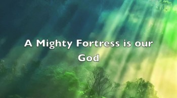 Aaron Shust - Mighty Fortress (Lyric Video) + FREE SONG DOWNLOAD