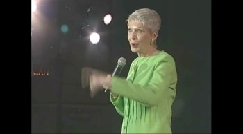 NEW! Jeanne Robertson on Her Husband Left Brain vs Intruder - HILARIOUS!!!