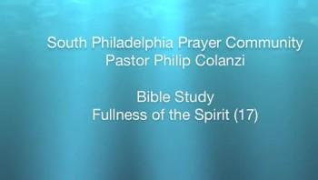 SPPC Bible Study - Fullness of the Spirit (17)