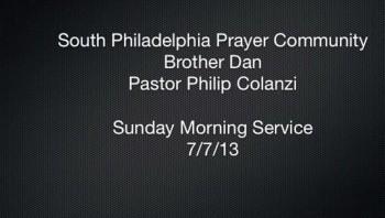 SPPC Sunday Morning Service - 7/7/13