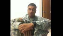U.S. Soldier Sings an Etta James Classic While Serving in Afghanistan