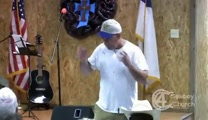 2013-07-28 Brother Joey Brewer's Message