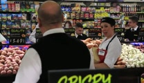 Grocery Store Employees Break Out into an Opera Flash Mob!