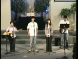 I lift Your Name on High/主我高舉你的名; Shout to the Lord/向主歡呼; I could sing of your love forever/我要歌唱你愛到永遠 2008年03月16日