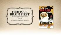 Xulon Press book Feed Your Brain First | Ronald E Fessenden, MD, MPH