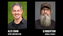 "Crosswalk.com: Duck Dynasty's Uncle Si Interview: ""Si-cology 1"""