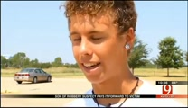 Teen Makes Amends with Elderly Woman for His Father's Crime