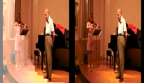 92 Year-Old Man's Jaw Dropping Opera Performance