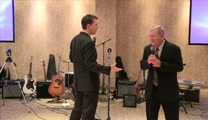Put 'Er There Pal - 80 and 18 - Grandson and Grandfather Sing a Darling Duet
