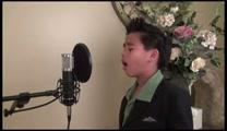 Boy Beautifully Sings How Great Thou Art