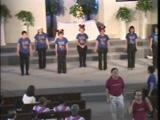 夏威夷舞、背誦聖經、健身舞 2013年09月15日