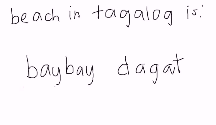 Tagalog - Airplane - Education Videos