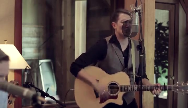 The Neverclaim - Mighty Jesus (Acoustic Live)