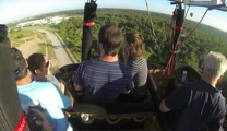 Funny Boyfriend Tricks His Girl in Air Balloon Proposal