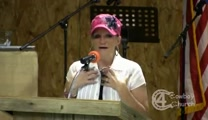 2013-09-26 Sister Kristi Rhodes' Message