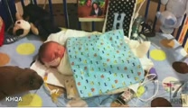 Baby Born with Organs Outside of Body Miraculously Survives