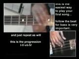 bass secrets notes key of D