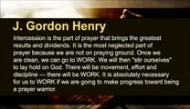 "Andrew Murray: ""The heavenly art of effectual prayer..."" (The Prayer Motivator Minute #465)"